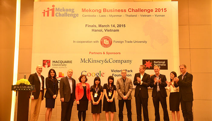 mckinsey mekong business plan challenge
