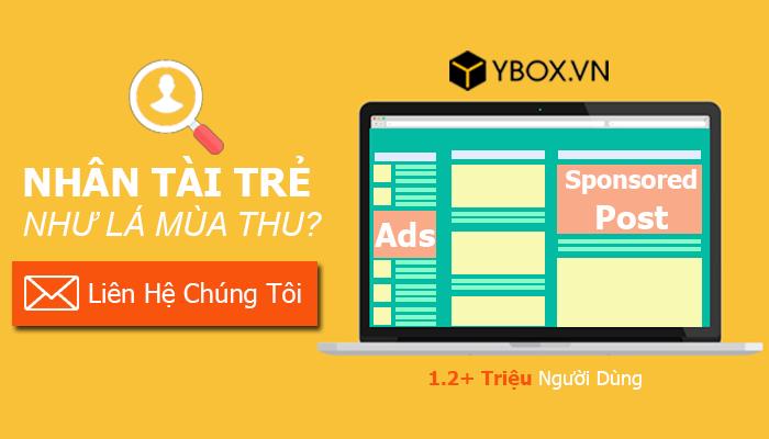 YBOX Tuyen Dung