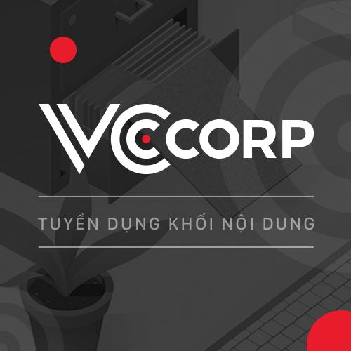 Tuyển dụng VCCORP