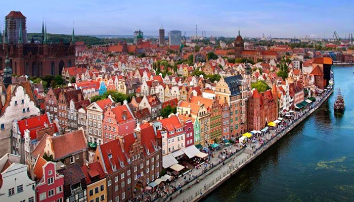 Dự Án Tình Nguyện Dài Hạn Tại Ba Lan Với Chi Phí 0 Đồng
