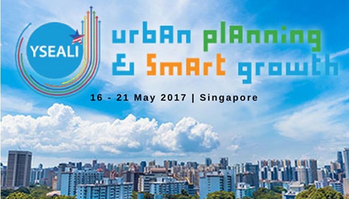 Cơ Hội Đến Singapore Tham Dự YSEALI Urban Planning and Smart Growth Workshop 2017 (Fully Funded)
