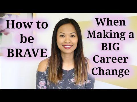 [Linda Raynier] Làm thế nào để được dũng cảm khi thực hiện một thay đổi nghề nghiệp lớn? | How to be Brave When Making a Big Career Change?