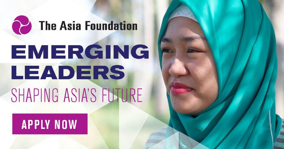 [Mỹ] Chương Trình Học Bổng Ngắn Hạn Asia Foundation Development Dành Cho Tài Năng Châu Á 2018 (Tài Trợ Toàn Phần Và Giải Thưởng 5,000 USD)