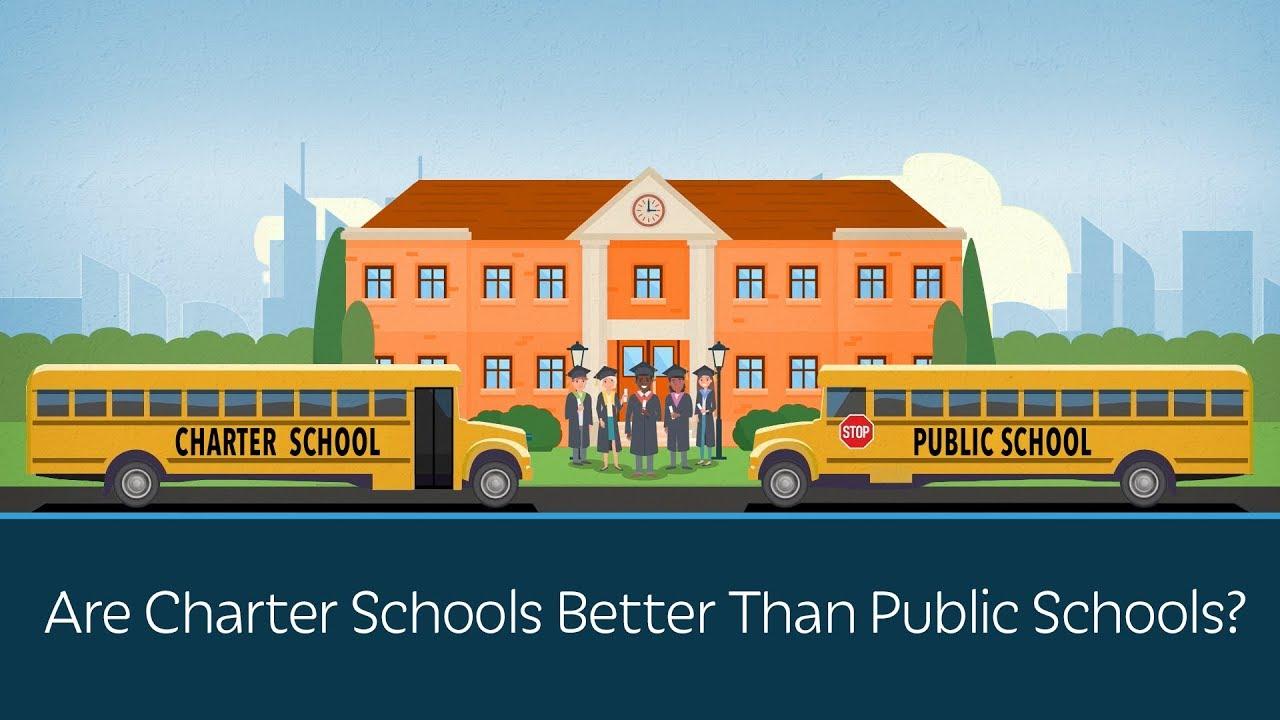 [PragerU] Trường Công Đặc Cách Có Tốt Hơn Trường Công? - Are Charter Schools Better Than Public Schools?