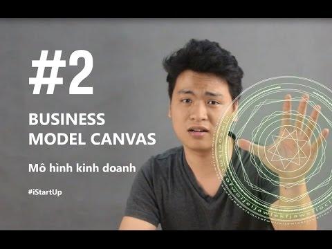 [iStartUp #2] Mô Hình Kinh Doanh - Business Model Canvas