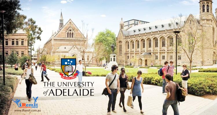 [Australia] Học Bổng Toàn Phần Học Phí Sau Đại Học Của Trường Đại Học Adelaide 2018