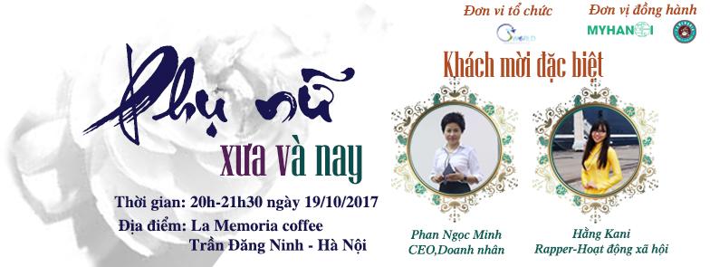[HN] Talk Show - Phụ Nữ Xưa Và Nay