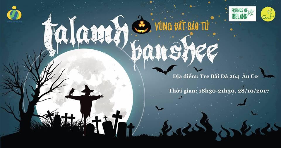 [HN] Sự Kiện Halloween: Talamh Banshee