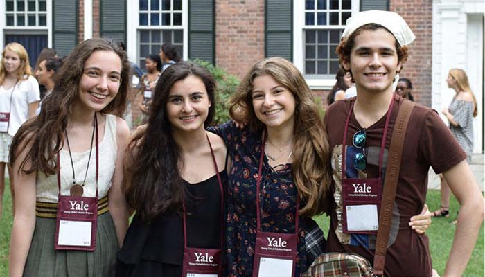 [Mỹ] Chương Trình Học Giả Trẻ Toàn Cầu (Yale Young Global Scholars Program) Từ Đại Học Yale Năm 2018 (Có Học Bổng Toàn Phần)