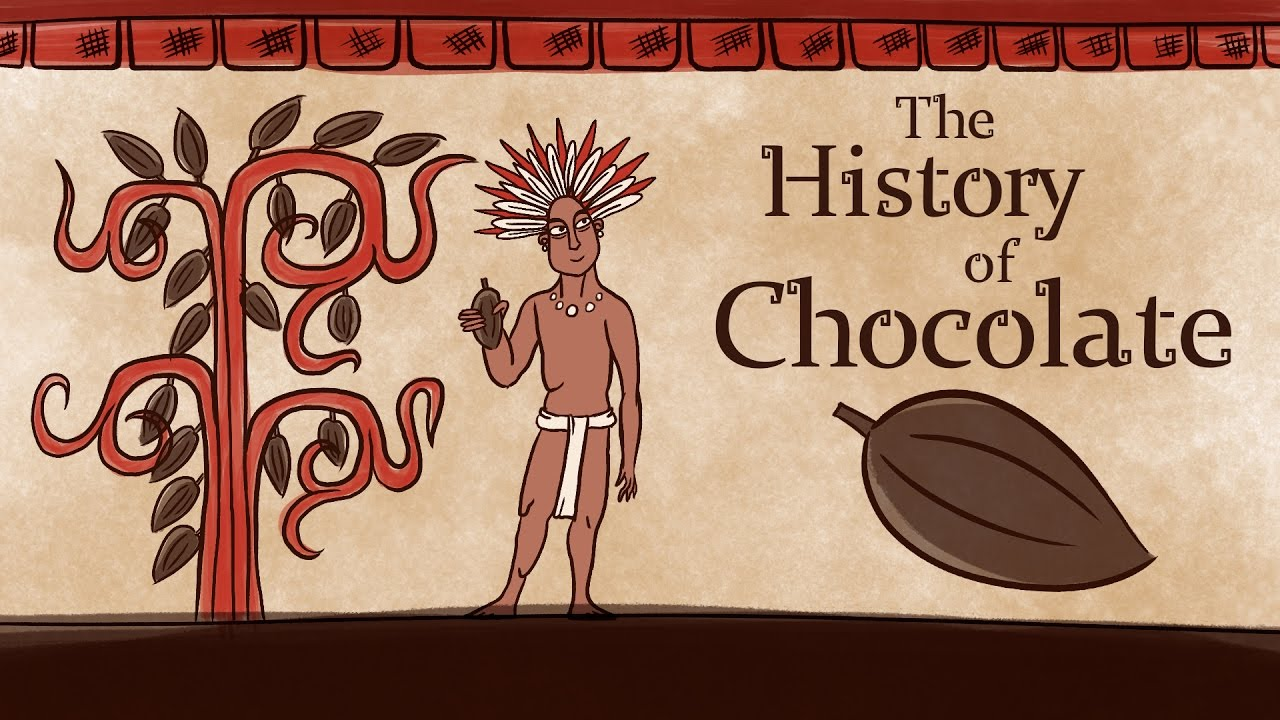[Ted-ed] Lịch Sử Của Sô-cô-la - The History Of Chocolate | Deanna Pucciarelli