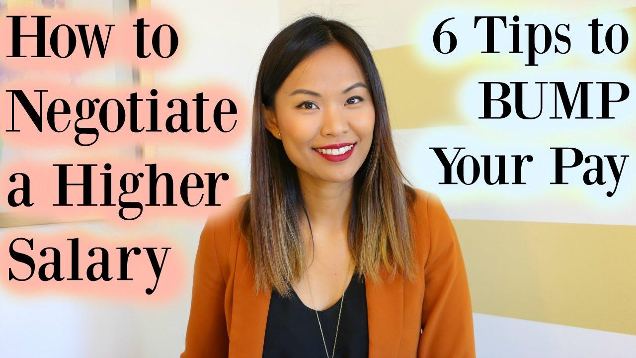 [Linda Raynier] Đàm phán lương- 6 mẹo để đàm phán một mức lương cao hơn - Salary Negotiation: 6 Tips on How to Negotiate a Higher Salary
