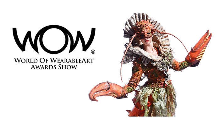 Cơ Hội Giành 170,000 USD Với Cuộc Thi Thiết Kế World of WearableArt (WOW) Designer Competition 2018