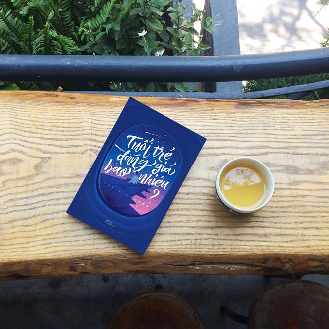 sach tuoi tre dang gia bao nhieu Để không lãng phí đời sinh viên: 4 cuốn sách thú vị từ tác giả Việt