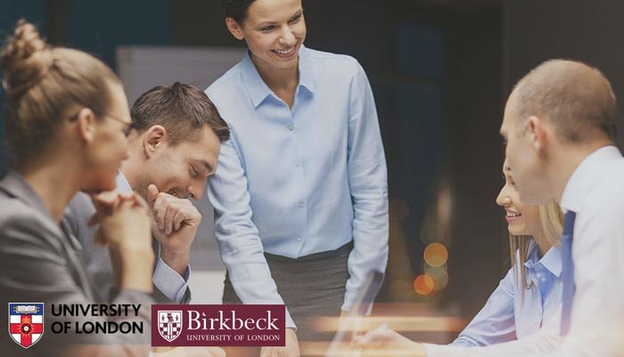 [Online] Khoá Học Miễn Phí Về Kỹ Năng Quản Lý & Lãnh Đạo Từ Đại Học London & Đại Học Birkbeck 2017