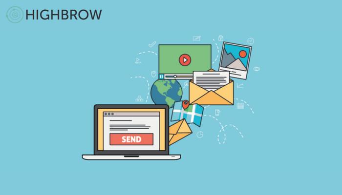 [Online] Khoá Học Miễn Phí Về Cách Viết Email Hiệu Quả Trong Inbound Marketing Từ Highbrow 2017