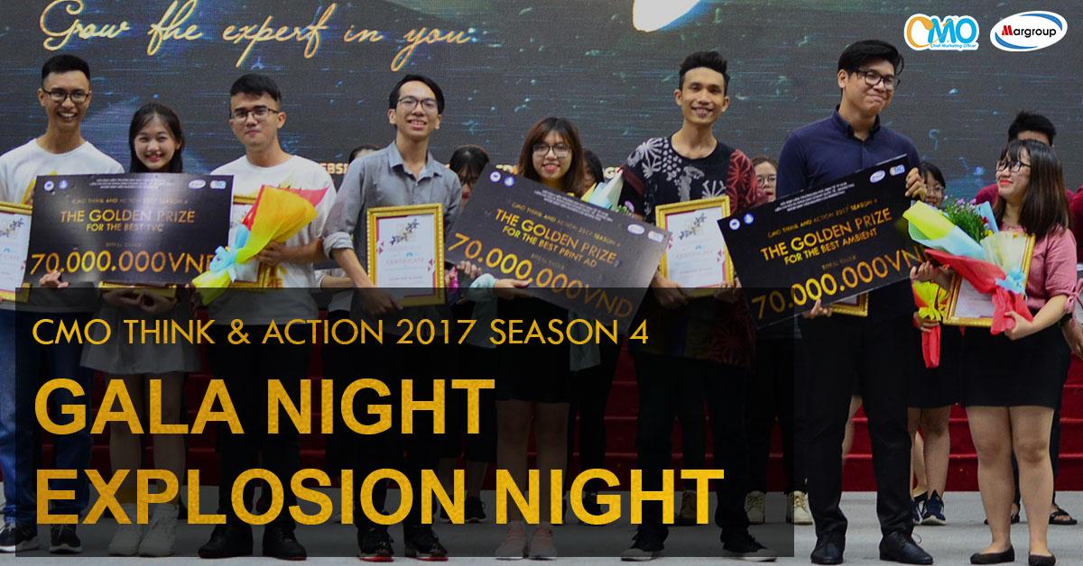 [HCM] Exhibition & Gala Night : Nơi Những Marketers Tương Lai Tỏa Sáng.