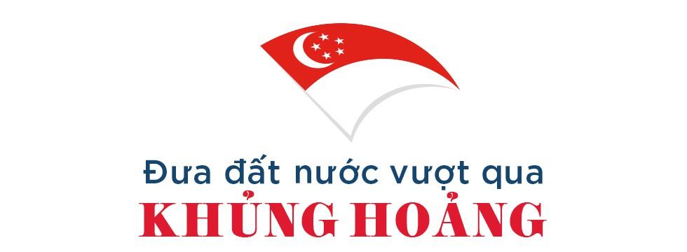 Lý Hiển Long: Người đưa Singapore vượt khủng hoảng tới thịnh vượng với định hướng toàn cầu hóa - Ảnh 3.
