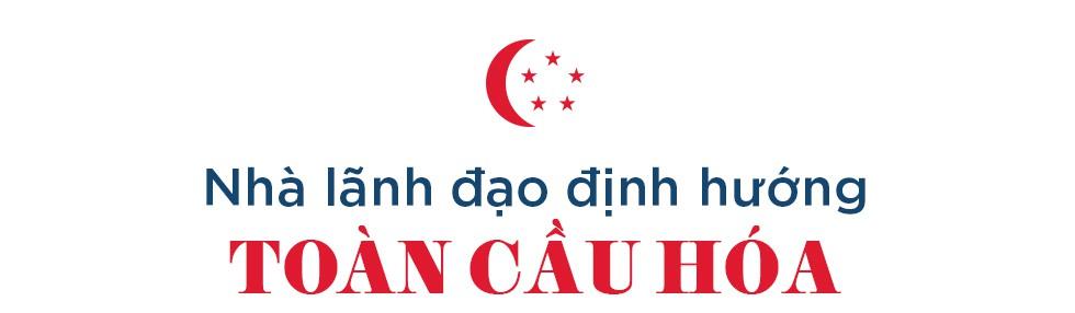 Lý Hiển Long: Người đưa Singapore vượt khủng hoảng tới thịnh vượng với định hướng toàn cầu hóa - Ảnh 6.