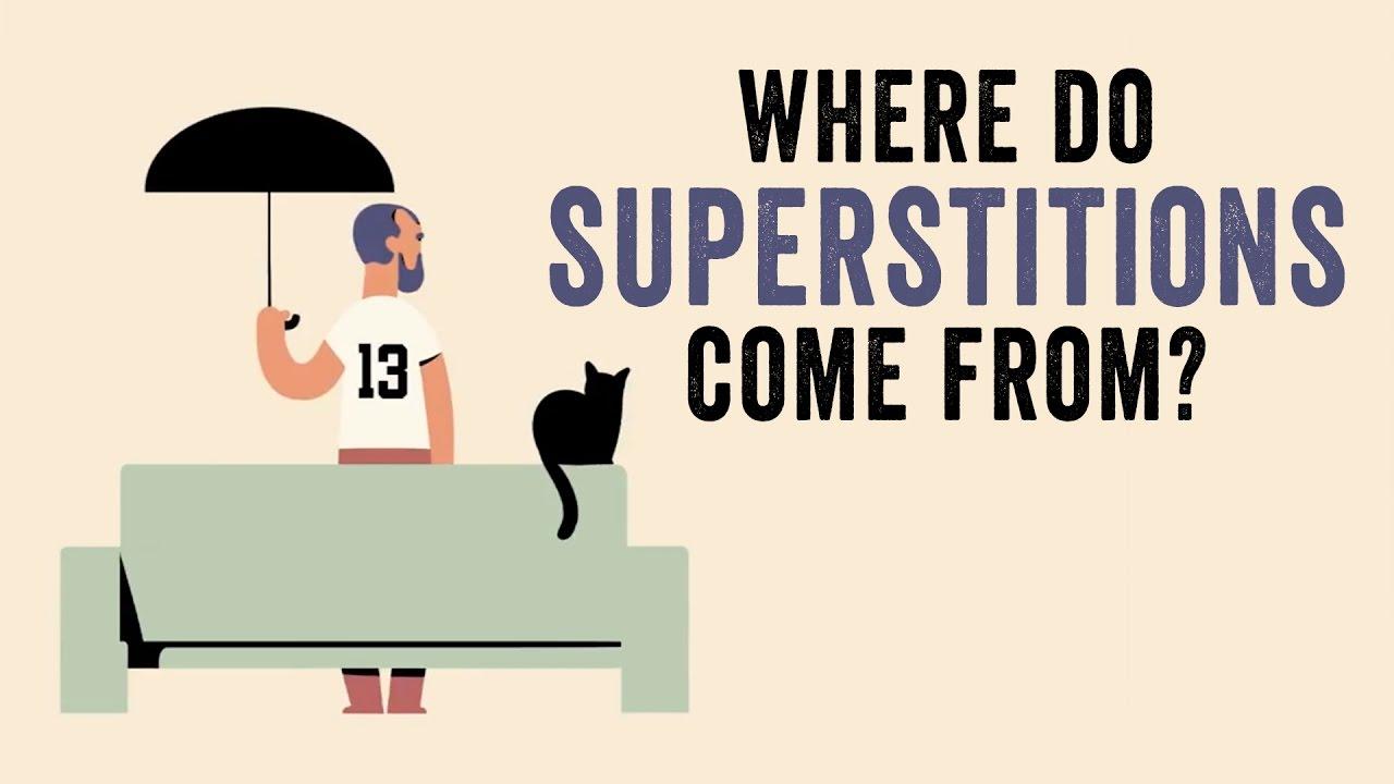 [Ted-ed] Những điều mê tín có nguồn gốc từ đâu? | Stuart Vyse -- Where do superstitions come from? | Stuart Vyse