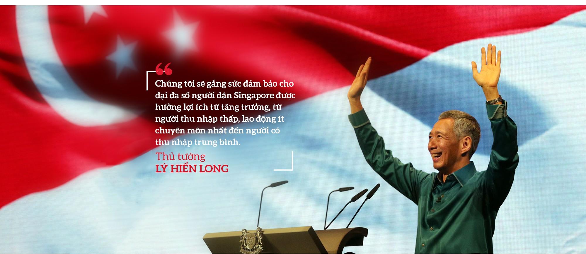 Lý Hiển Long: Người đưa Singapore vượt khủng hoảng tới thịnh vượng với định hướng toàn cầu hóa - Ảnh 11.
