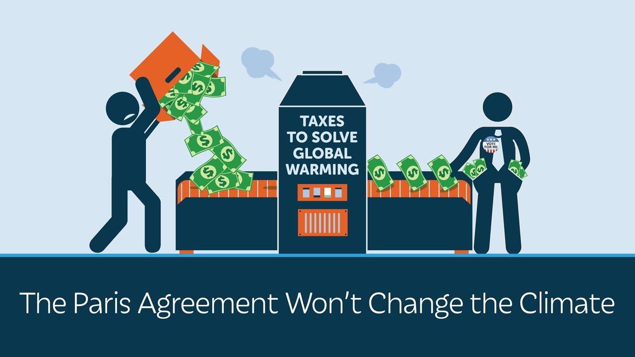 [PragerU] Hiệp Định Khí Hậu Paris Sẽ Không Làm Thay Đổi Khí Hậu -- The Paris Climate Agreement Won't Change the Climate
