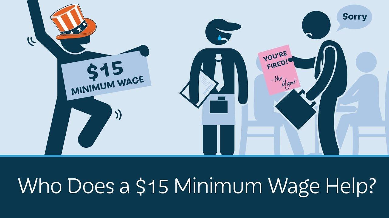 [PragerU] Mức Lương Tối Thiểu 15 Đô La Sẽ Giúp Đỡ Ai -- Who Does a $15 Minimum Wage Help