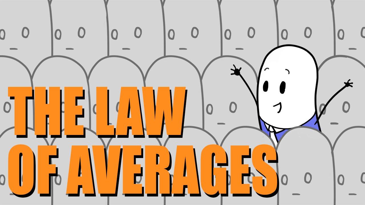 [Improvement Pill] Quy luật về tính trung bình | Làm thế nào để thành công trong bất cứ việc gì bạn làm -- Law of averages | How to be successful in anything you do