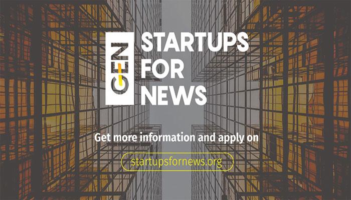 [Toàn Cầu] Cơ Hội Được Vinh Danh Tại Hội Nghị Thượng Đỉnh GEN Tại Lisbon Từ Cuộc Thi Khởi Nghiệp Start-up For News International Competition 2018