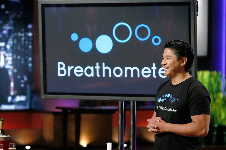 [Shark Tank] Breathometer