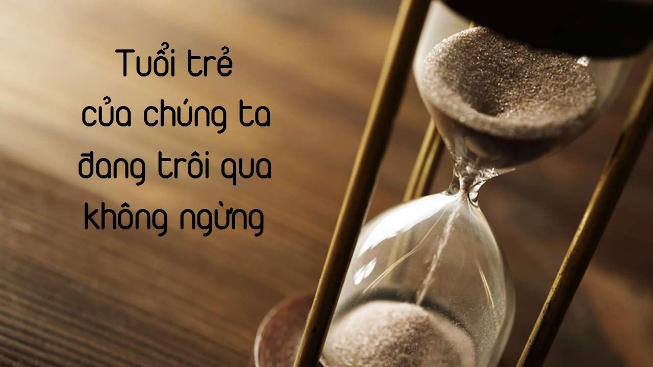 Đừng lãng phí thời gian nữa! 4