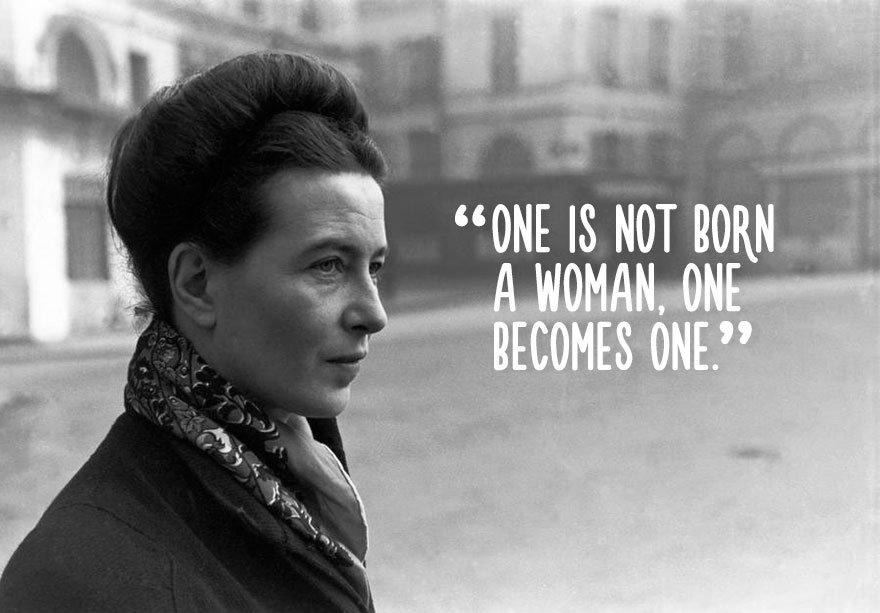 Người ta không phải sinh ra là phụ nữ, mà trở thành phụ nữ