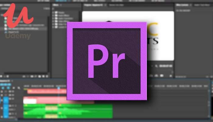 [Online] Khoá Học Miễn Phí Về Adobe Premiere Pro CC Cơ Bản Từ Udemy 2017