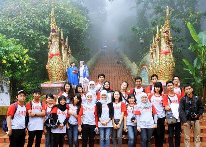 [Thái Lan] Cơ Hội Đến Chiang Mai Tham Gia Chương Trình Trao Đổi Arts Immersion And Student Exchange Friendship Program - AISEF 2017