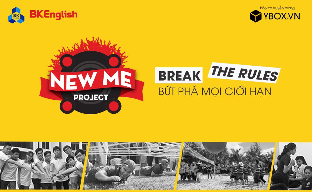 [HCM - BTTT] New Me Project Mùa 3 - Sân Chơi Phát Triển Bản Thân Với Những Dự Án Vì Cộng Đồng