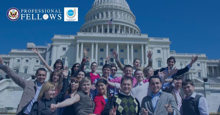 Chương Trình Học Bổng Ngắn Hạn Professional Fellows Program 2017 Của Bộ Ngoại Giao Mỹ
