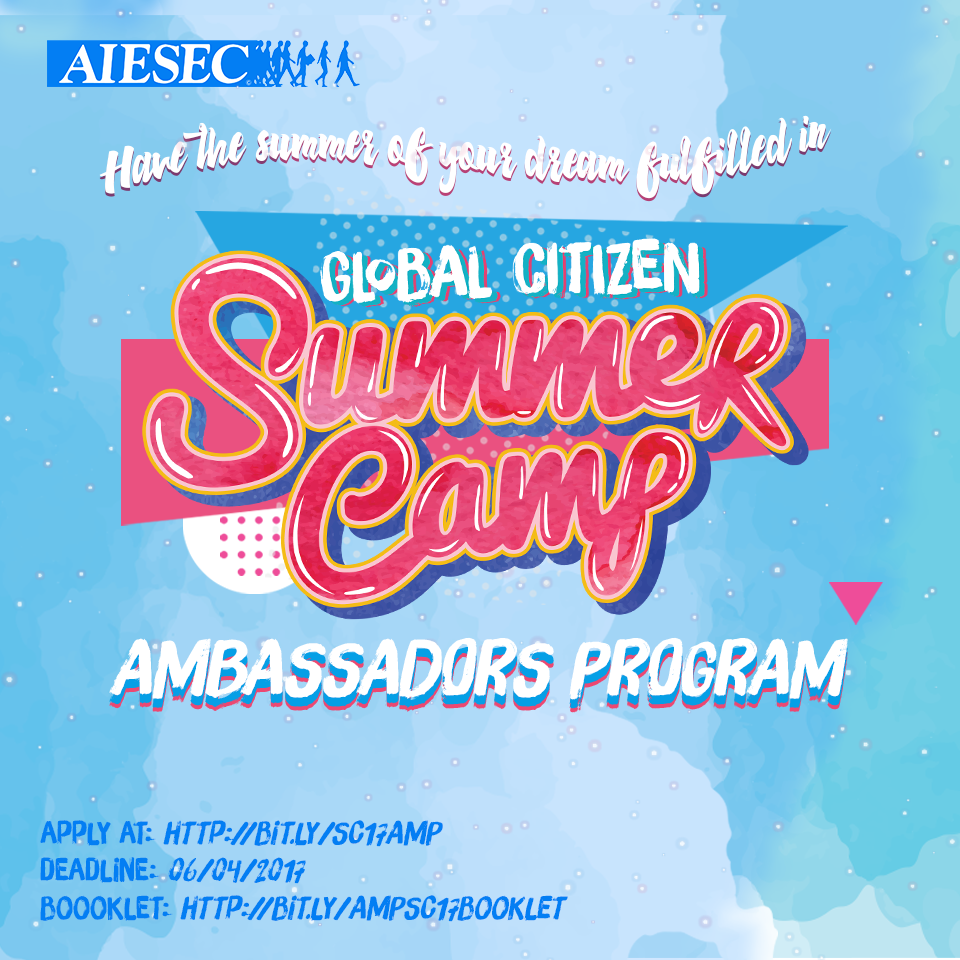 GLOBAL CITIZEN SUMMER CAMP