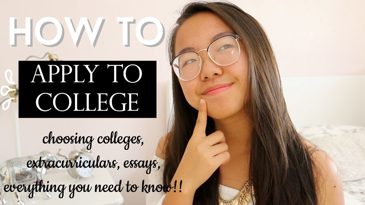 "[Free Online] Khóa Học Online Miễn Phí ""How to Apply to College"" 2017"