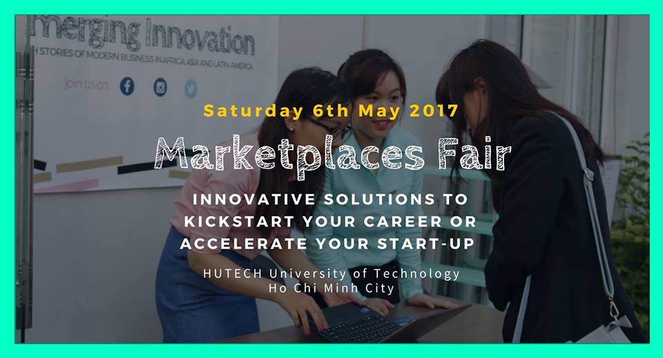 [HCM] Marketplaces Fair: Innovative Solutions To Kickstart Your Career