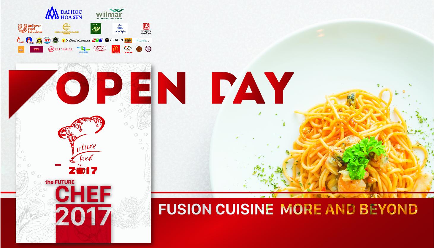[HCM - BTTT] Cuộc Thi The Future Chef Contest 2017 - Con Đường Ẩm Thực Của Những Đầu Bếp Tương Lai