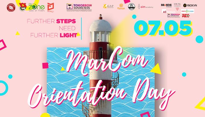 [HCM - BTTT] Ngày Hội Định Hướng Truyền Thông - Marketing - Further Steps Need Further Light Đã Trở Lại