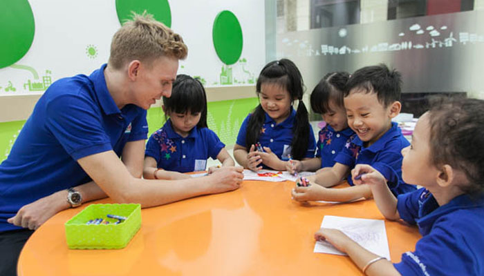 [HN] Apollo English Tuyển Dụng Teaching Assistants 2017