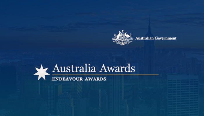 [Australia] Học Bổng Endeavour Của Chính Phủ Úc 2018