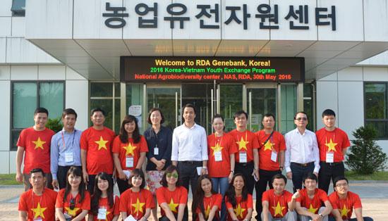 [Hàn Quốc] Ủy Ban Quốc Gia Về Thanh Niên Việt Nam Tuyển 20 Đại Biểu Giao Lưu Thanh Niên Việt Nam – Hàn Quốc 2017