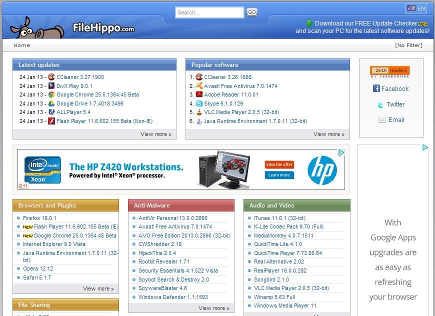 Những Trang Web Download Phần Mềm Miễn Phí An Toàn - YBOX