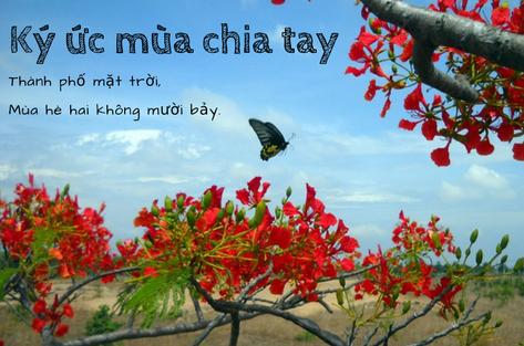 """[Toàn Quốc] Cuộc Thi Viết """"Ký ức Mùa Chia Tay"""" Dành Cho Học Sinh, Sinh Viên Việt Nam 2017"""