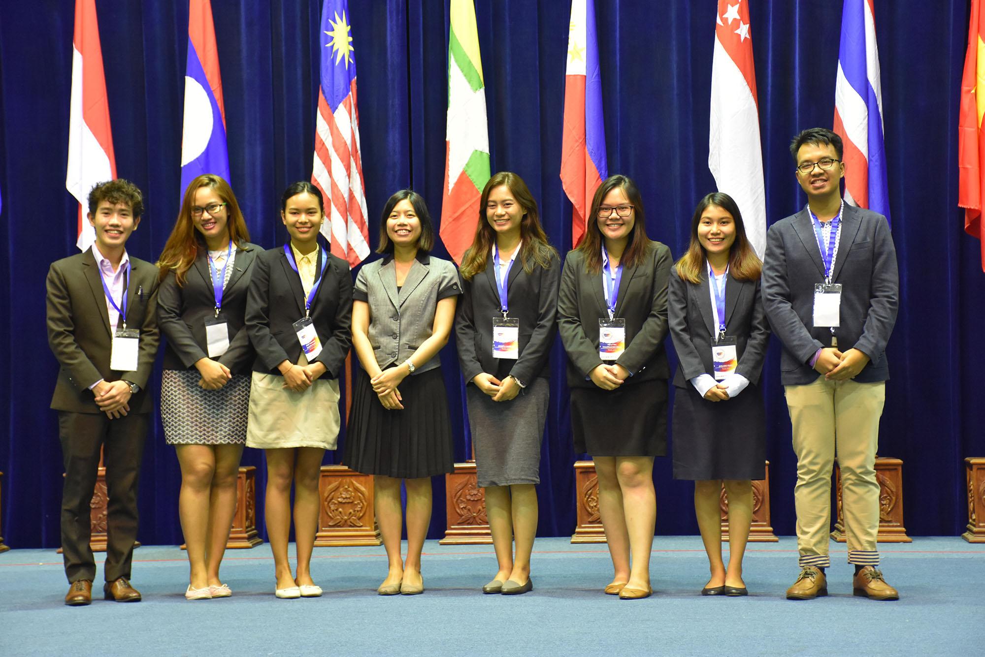 """[Philipine] Cơ Hội Tham Dự Hội Nghị """"Model ASEAN Meeting 2017"""" Tại Manila"""