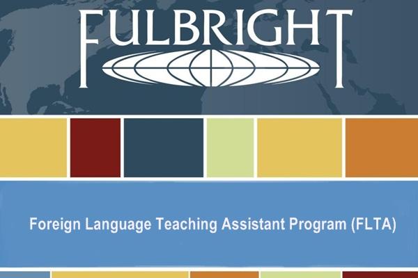 [USA] Chương Trình Học Bổng Trợ Giảng Ngoại ngữ Fulbright (FLTA) 2018 Của Chính Phủ Mỹ