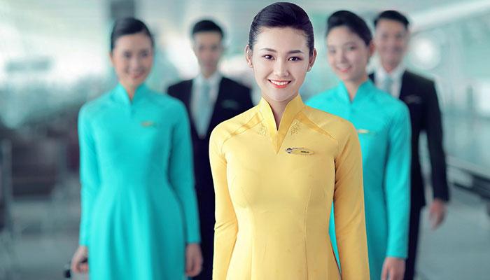[HN, ĐN & HCM] Vietnam Airlines Tuyển Dụng 700 Tiếp Viên Hàng Không 2017