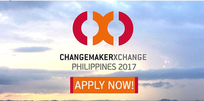 [Philipines] Hội Nghị ChangemakerXchange Philippines 2017 (Tài Trợ Toàn Phần)