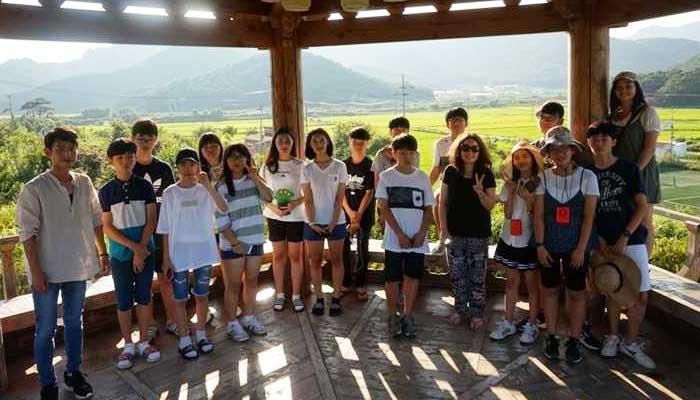[Hàn Quốc] Cơ Hội Đến Muju Tham Gia Trại Hè Tình Nguyện Năm 2017